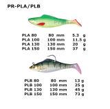 PR-PLA/Plb paste het Kunstmatige Lokmiddel van de Visserij van de Vissen van het Aas Zachte aan