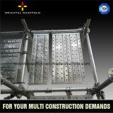Tipo andamio del disco del fabricante de China para la construcción