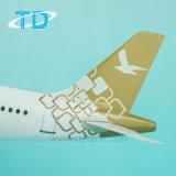 """[أ320] [وينغس] 1:100 [37.6كم] """"[شم] """"طائرة بلاستيك نموذج"""