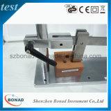 Aparato mecánico de la prueba de fuerza en las cubiertas resistentes BS1363 Fig2