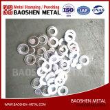 L'acier inoxydable estampant des pièces de machines de fabrication de tôle de produit a personnalisé