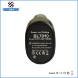 7.2V 1.5ah Li-Ionenergien-Hilfsmittel-Batterie für Makita Bl7010