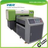Impresora plana ULTRAVIOLETA Digitaces de la inyección de tinta de múltiples funciones del precio bajo A1
