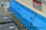 Dobladora simple del CNC de Wc67y 125t/3200 para el doblez plateado de metal