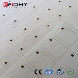 Ultralight Inlegsel van de Kaart van pvc van C 6*10 RFID Slimme