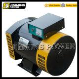 Alternateur électrique triphasé de dynamo à C.A. de consommation inférieure durable portative de garantie de STC. avec un balai et tous jeu se produisant de cuivre (code de HS : 85016100)