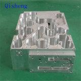 Cnc-maschinell bearbeitenteile, Aluminiumlegierung, Farbe angepasst