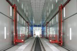 Yokistar 3-D Plattform-Aufzug-Gerät für industriellen Spray-Stand