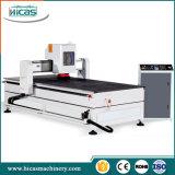 máquina del ranurador del CNC 1600kg para el aluminio