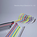 15 '' связей кабеля 120lbs Natural/UV черных Nylon