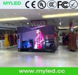 Limite de vitesse variable fixe Centres de messages électroniques Signalisations de trafic Fabricant Étape P4 LED