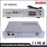 Xf-M5500 hecho en el amplificador de potencia de China para la pequeña sala de clase de la música