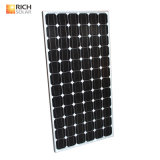 150Wモノクリスタル12V太陽電池パネル