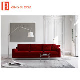 Moderne 3 Stück-Schnittlagerschwelle-Sofa-Möbel mit Rabatt