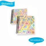 Sublimation A5 Notebook avec cadeau personnalisé