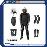 De anti Politie van de Rel en Militair Tactisch Pantser