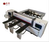 O painel automático do CNC viu a máquina para a estaca acrílica