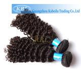最もよく深く巻き毛のブラジルの毛の織り方(KBL-BH-CW)