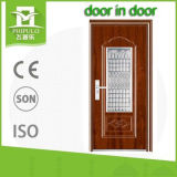 Außender iran-Tür-Stahlsicherheits-Tür-Entwurf
