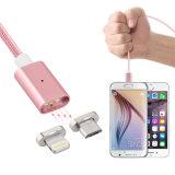 공장 LED 표시기를 가진 도매 Megnetic USB 비용을 부과 데이터 케이블