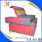 De tijdbesparende Machine van de Laser met Automatische het Voeden Plank (JM-1610t-bij)