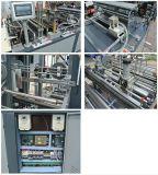 Saco não tecido automático da caixa que faz a máquina