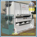 Plastikstrangpresßling-Maschinen-einzelne heiße Presse