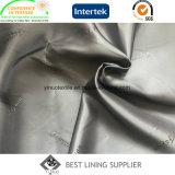 Fournisseur de garniture de jacquard de garniture de logo tissé par polyester 100%