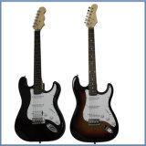 Chinesische Birken-elektrische Gitarre