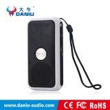 Mini altoparlante senza fili portatile di Bluetooth con Powerbank e la torcia elettrica