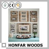 Bâti en bois de photo de grand dos simple de type toutes les tailles
