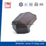 Плитка крыши квартиры плитки толя глины строительного материала сделанная в Китае 265*390mm