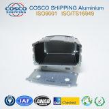 Алюминиевое/алюминиевое штранге-прессовани для приложения усилителя автомобиля с взрывать песка Anodziing