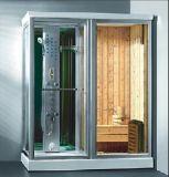 Sauna mixte à vapeur avec douche (AT-D8863)