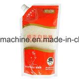 De Machine van de Verpakking van de Zak van de ritssluiting