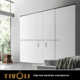 高いWadrobeの家具の戸棚Tivo-0059hwを立てる新しいヨーロッパデザイン白