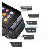 2016 inteligentes reloj barato al por mayor de la promoción grande de Bluetooth con pantalla LCD táctil reloj del deporte para el iPhone / para Samsung
