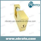 Cadeado escondido bronze do grilhão da segurança da alta qualidade