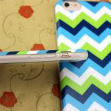 iPhone 6 van de Patronen van de douane Binnenlandse Geval van de Telefoon van de Cel van de Dekking het Mobiele