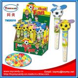 Игрушка деталей футбольного болельщика на лето с конфетой