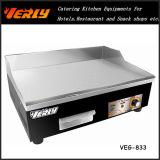 La griglia elettrica commerciale di vendita calda, adatta la piastra elettrica di piccola dimensione (VEG-836)