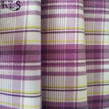 Ткань 100% поплина хлопка сплетенная покрашенная пряжей для рубашек/платья Rlsc50-23