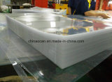Лист PVC супер прозрачной пластмассы твердый для пакета яичка