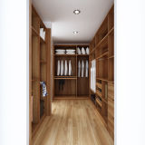 Australia Proyecto Puertas de Vidrio Melamina Closet (YG14-M03)