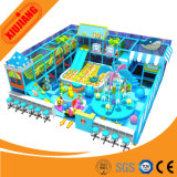 Thème de la neige et de la glace Parc d'attractions pour enfants Équipement de terrain de jeu intérieur