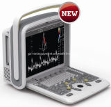 Goedkoopste Color Doppler Medical Equipment 2D 3D 4D Portable Ultrasound Scanner (7 Models voor uw Choice)