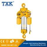 Mode fixe élévateur à chaînes électrique de 10 tonnes