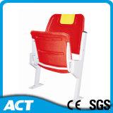[فولدينغ شير] مترف بلاستيكيّة لأنّ [ستديوم/] كرسي تثبيت [فولدبل] مع فولاذ ساق