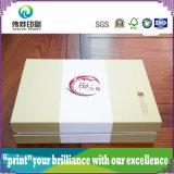 Papel Cartón Gris caja de embalaje con EVA para cosmética