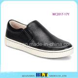 Покройте кожей собственные ботинки шнурка конструкции для женщин